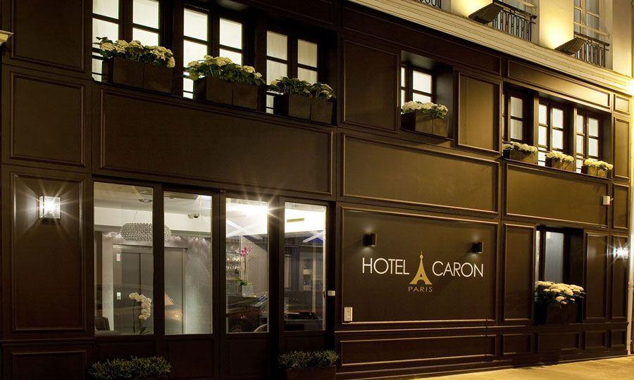 Hotel Caron Booking Info
