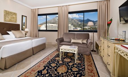 Classic Room - Mountain View - Hotel Gran Meliá Don Pepe - Marbella