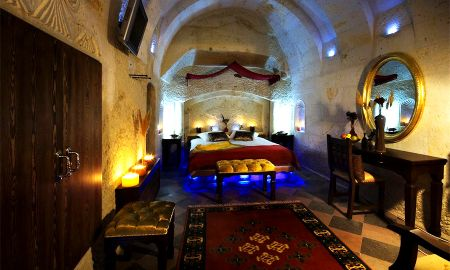 Camera Grotta Deluxe - Perimasali Cave Hotel - Cappadocia