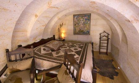 Camera Doppia Con Arco Di Volta Deluxe - Perimasali Cave Hotel - Cappadocia