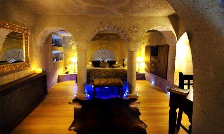 Suite Caverna Superior - Perimasali Cave Hotel - Capadócia