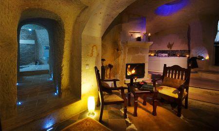 Suite Caverna - Perimasali Cave Hotel - Capadócia