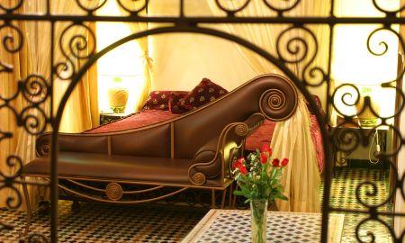 Suite Senior - Riad El Ghalia - Fes