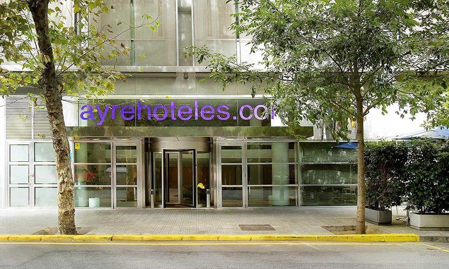 Ayre Hotel Caspe Booking Info