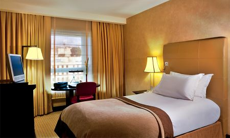 Chambre Classique avec 1 Lit Individuel - Hotel Sofitel Lisbon Liberdade - Lisbonne