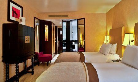 Habitación Superior Twin - Hotel Sofitel Lisbon Liberdade - Lisboa