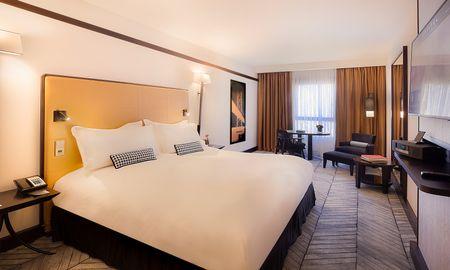 Camera Luxury - Hotel Sofitel Lisbon Liberdade - Lisbona