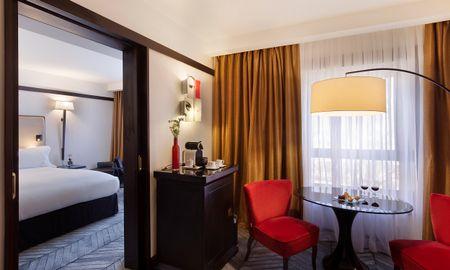 Junior Suite - Hotel Sofitel Lisbon Liberdade - Lisbona