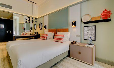 Номер Семейный - Hotel Vincci Baixa - Lisbon