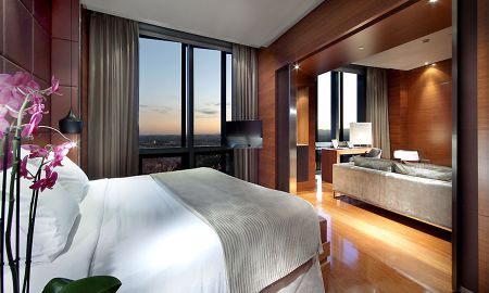 Junior Suite - Eurostars Madrid Tower - Madrid