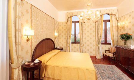 Quarto Deluxe - Hotel Palazzo Stern - Veneza