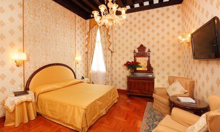 Quarto Superior - Hotel Palazzo Stern - Veneza