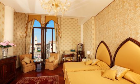 Suite Junior Triple - Hotel Palazzo Stern - Venecia