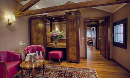 Suite Superior - Hotel Santa Chiara - Venice