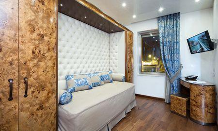 Deluxe City View - Hotel Santa Chiara - Venice