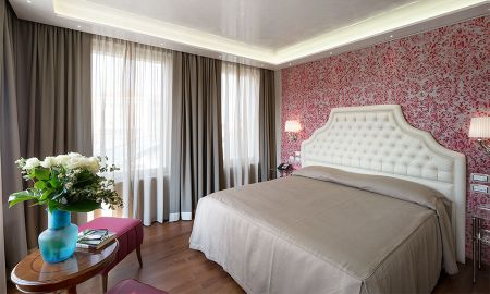 Deluxe City View - Hotel Santa Chiara & Residenza Parisi - Venice