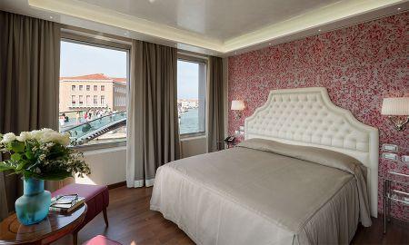 Deluxe Vue Grand Canal - Hotel Santa Chiara & Residenza Parisi - Venise