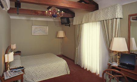 Chambre Classique Double - Hotel Santa Chiara & Residenza Parisi - Venise