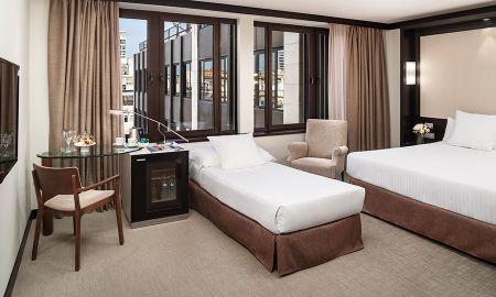 Triple Room - Meliá Barcelona Sarrià - Barcelona