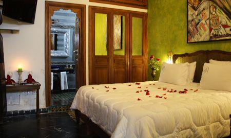 Standard Room - Riad Arabesque - Fes