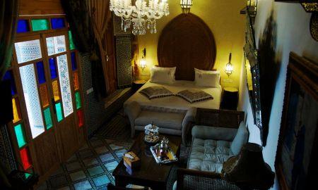 Ambassador Suite - Riad Arabesque - Fez