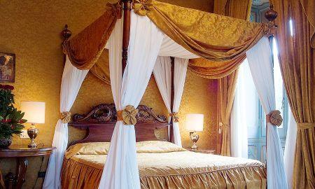 Habitación Deluxe - Relais Et Chateaux Villa Crespi - Orta San Giulio