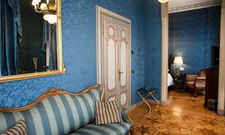 Junior Suite - Relais Et Chateaux Villa Crespi - Orta San Giulio