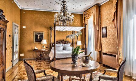 Suite Premium - Relais Et Chateaux Villa Crespi - Orta San Giulio