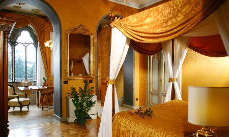 Suite Exécutive - Relais Et Chateaux Villa Crespi - Orta San Giulio