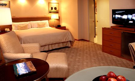 Standard Double Room - Hotel Meliá Buenos Aires - Buenos Aires