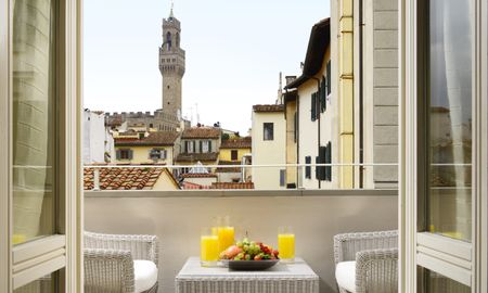 Suite Balcone - Brunelleschi Hotel - Tuscany