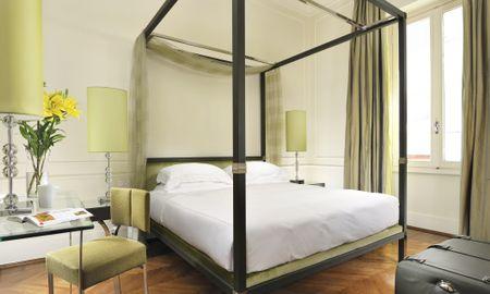 Quarto Superior Executivo - Brunelleschi Hotel - Toscana