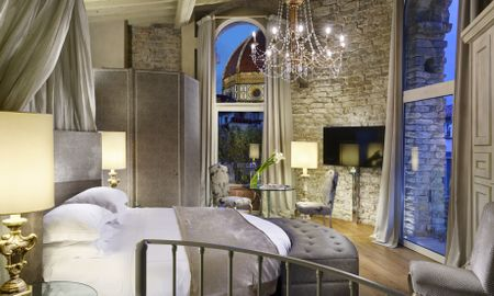Pagliazza Tower Suite - Brunelleschi Hotel - Tuscany
