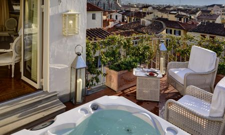 Pool Suite - Brunelleschi Hotel - Tuscany