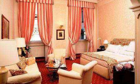 Camera Classic - Hotel De La Ville - Tuscany