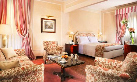 Camera Singola Standard - Hotel De La Ville - Tuscany
