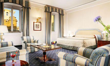 Camera Superiore - Hotel De La Ville - Tuscany