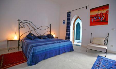 Suite Indigo - Riad Amana - Essaouira
