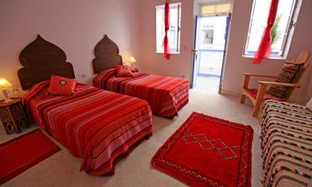 Habitación Toronja - Riad Amana - Essaouira