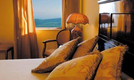 Habitación Naranja Estándar - Hotel La Locanda Di San Francesco - Toscana
