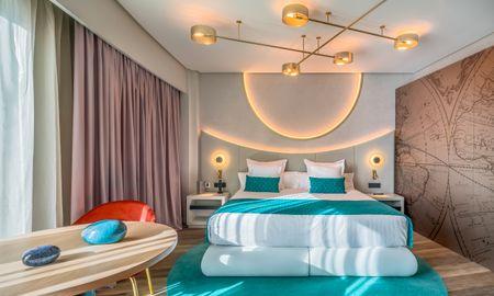 Habitación Deluxe Premium - Hotel Barceló Sevilla Renacimiento - Sevilla