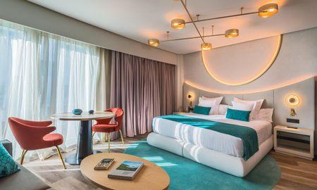 Habitación Deluxe Premium - 3 adultos - Hotel Barceló Sevilla Renacimiento - Sevilla
