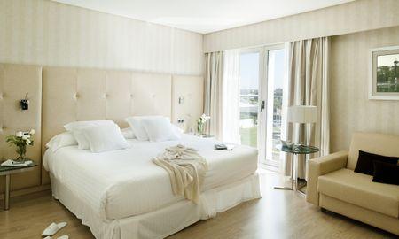 Habitación Deluxe - Hotel Barceló Sevilla Renacimiento - Sevilla