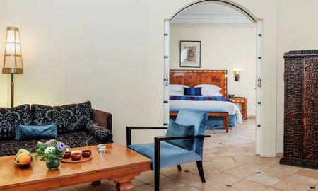Suite Executiva King - Vista Piscina - Le Médina Essaouira Thalassa Sea & Spa - MGallery - Essaouira