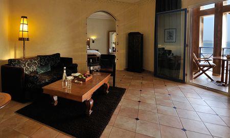 Suite Exécutive avec Vue Mer - Medina Essaouira Thalassa -MGallery Collection- - Essaouira