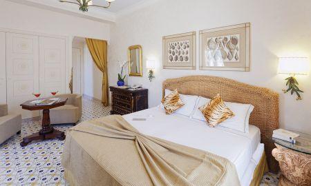 Chambre Prestige - Terme Manzi Hotel & Spa - Île D'ischia