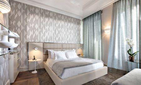 Quarto Prestige - Hotel Palazzo Manfredi - Roma