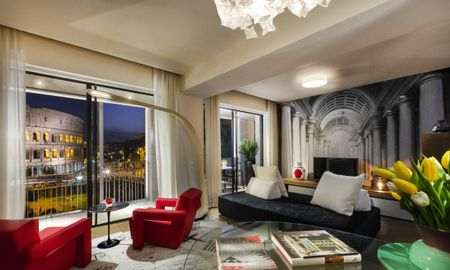 Grand View Suite Gallery - Hotel Palazzo Manfredi - Rome