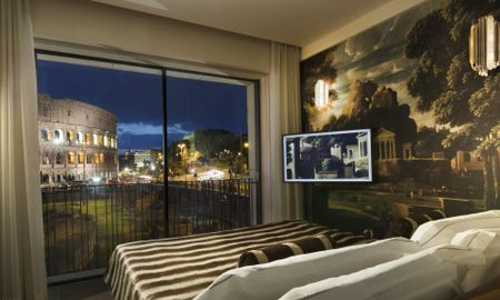Grand View Suite Junior - Hotel Palazzo Manfredi - Rome