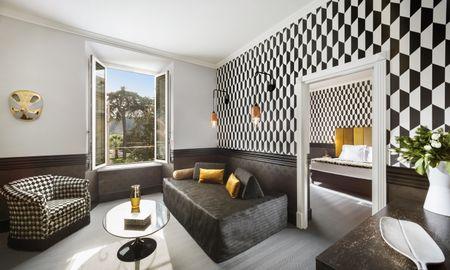 Apartamento Superior - Edifício Anexo - Hotel Palazzo Manfredi - Roma